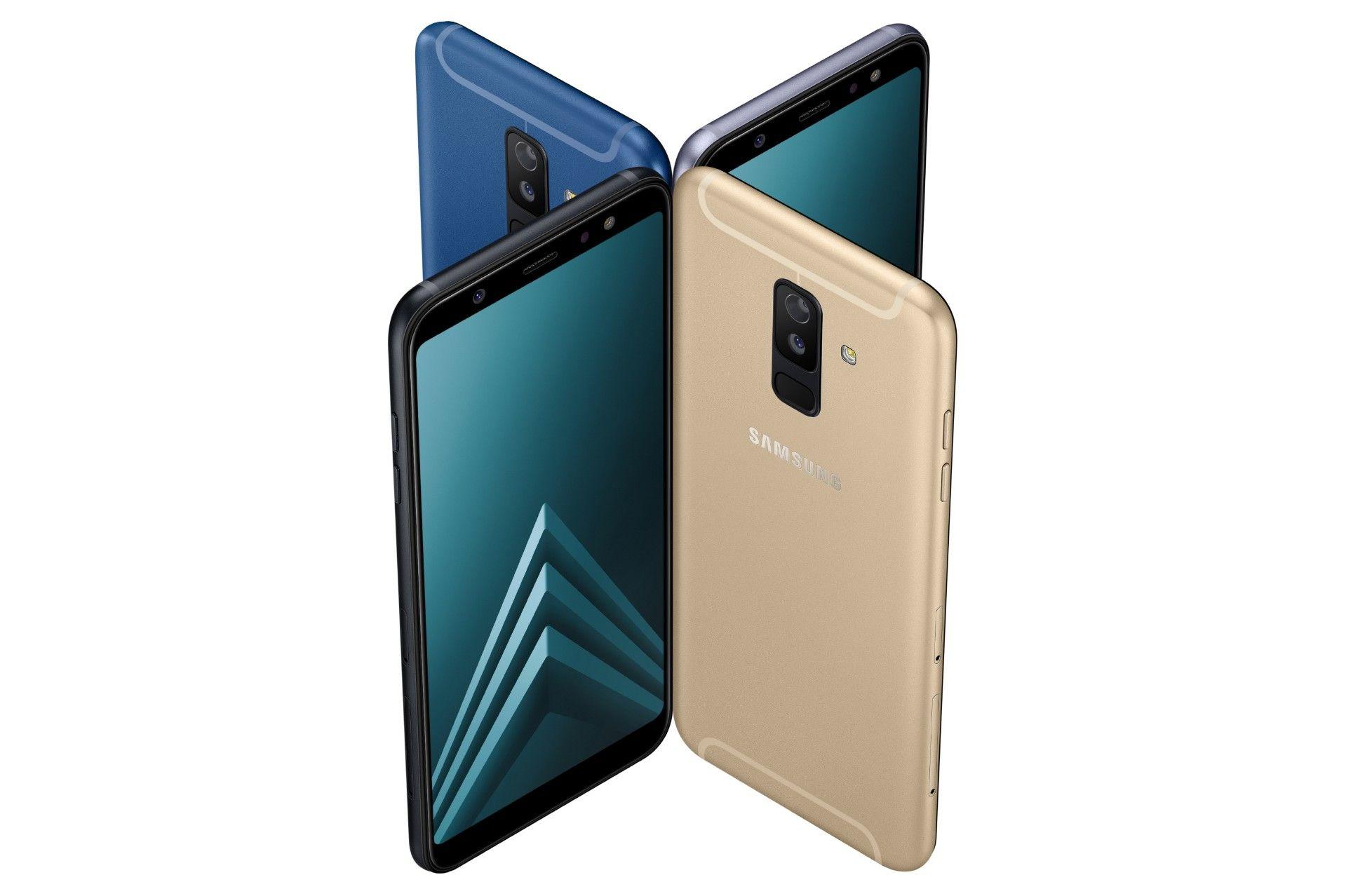 Camera Focused Galaxy A6 A6 Plus Officially Announced Samsung Samsung Galaxy Galaxy
