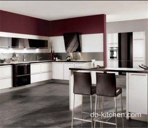 Colour Combination For Kitchen Laminates Laminate High Gloss White Petg Cabinet Color