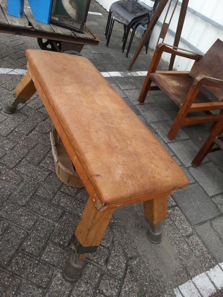 aangeboden industri le gympaard tafel salontafel vintage On vintage tafel te koop