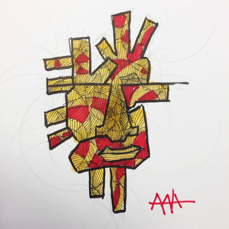 El corazon....