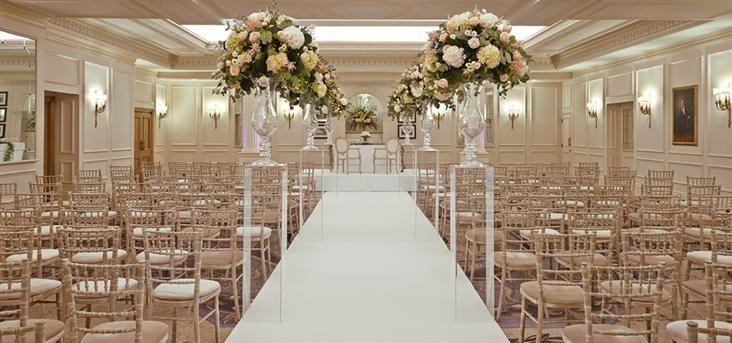 Best Luxury Central London Wedding Venue The Savoy Hotel