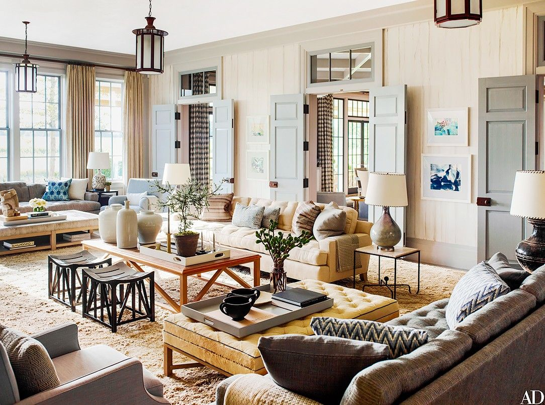 The Unsolicited Bachelorette Mansion Makeover by Yours Truly via @MyDomaine