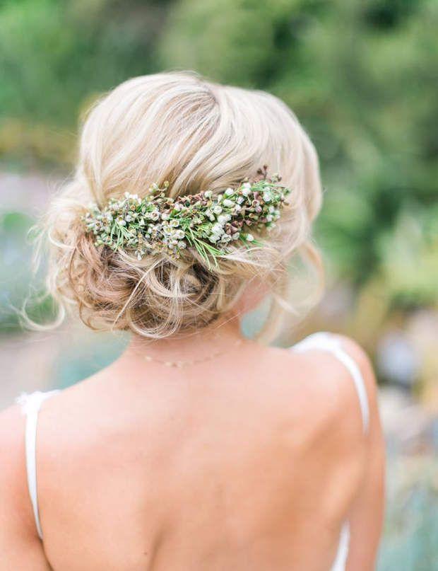 Coiffures de mariée les tendances de 2015 mariage