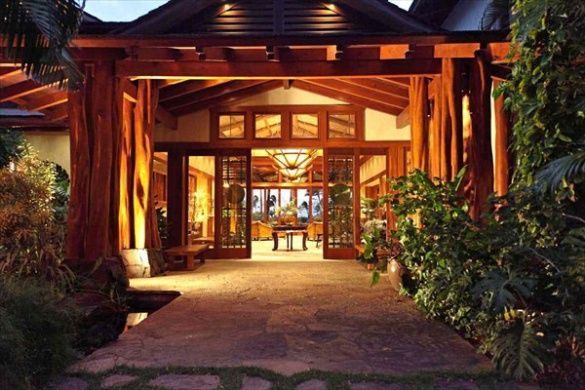Hawaiian home hawaii home inspiration pinterest home for How much to build a house in hawaii