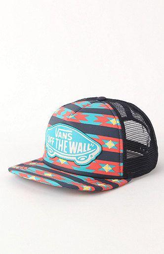 3c8e36e10e765 Vans Native Trucker Hat from PacSun | My Dream Closet | Vans hats ...