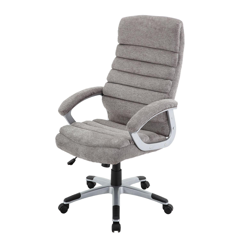 Bürodrehstuhl Bürosessel Drehstuhl Chefsessel Bürostuhl weiss Schreibtischstuhl