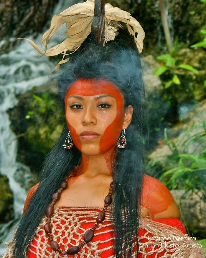 как картинка идеал красоты племени майя меня пару случаев