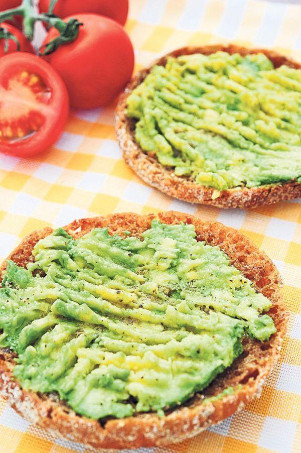 Reţeta de post a zilei: Pastă de avocado