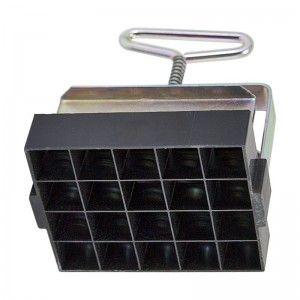 Presse Mottes 20 Mini Mottes De 17mm Mini Maraicher