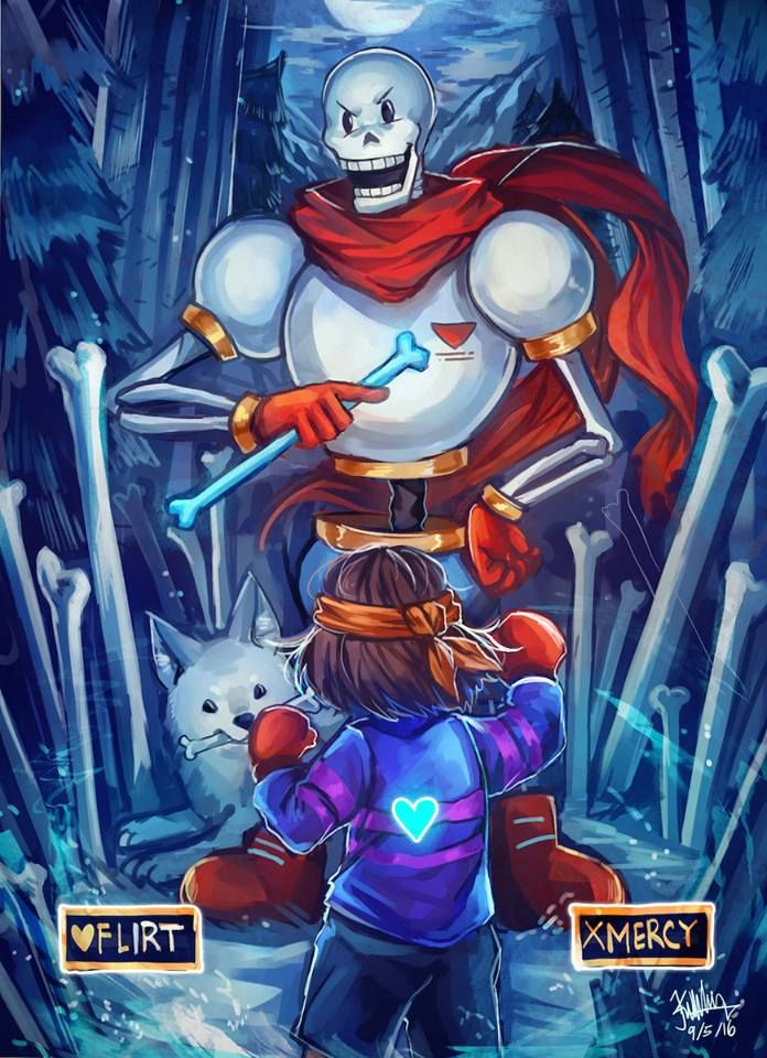 Papyrus (Couldn't find the artist name. If you know, post ...