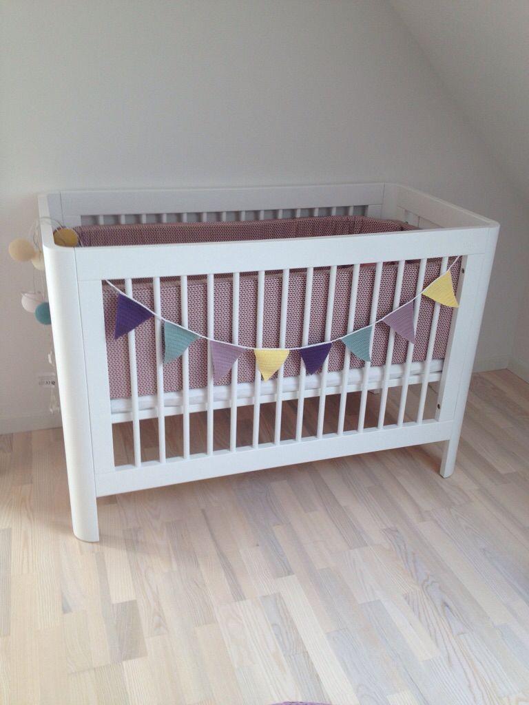 2c4fc49b8f4 Hæklede vimpler til børneværelset diy   Hækle børn   Baby gaver ...