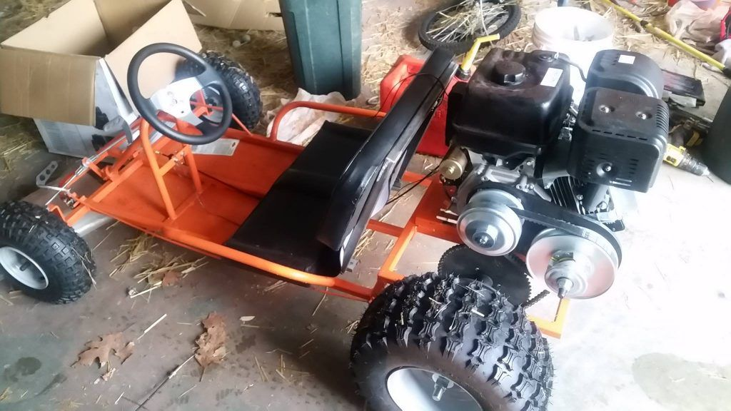 Live Axle Go Kart Plans Will Show You How To Build An Off