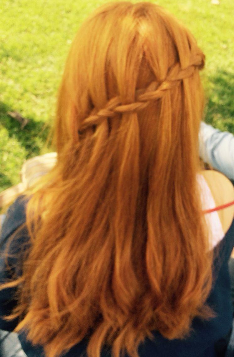 Trança cascata #HairByLessa