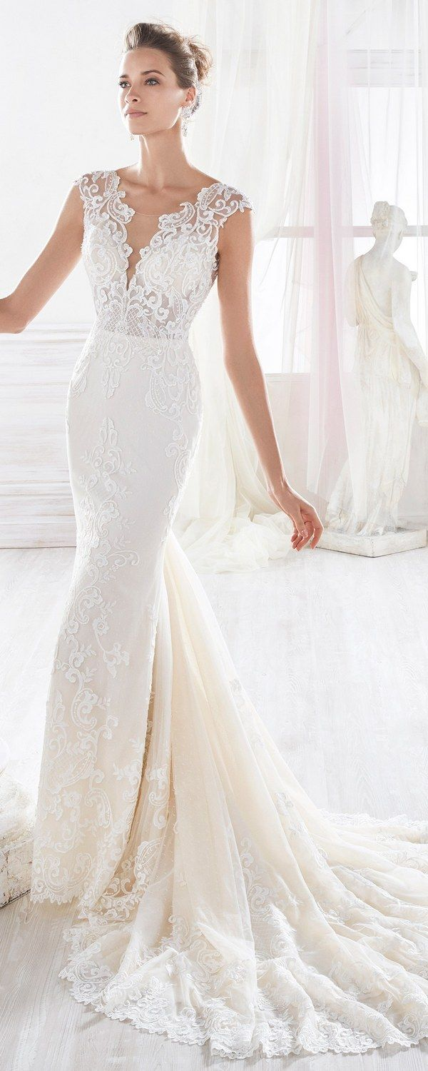 Latest lace dress styles 2018  Nicole Spose Wedding Dresses  Youull Love   bridal gowns