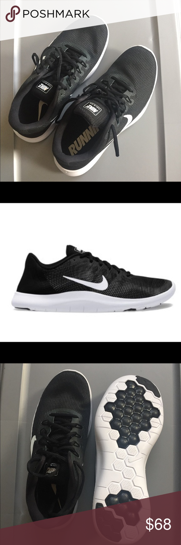 b0526a3663bb Nike Flex 2018 RN Men s Running Shoes Brand new without Box . Dynamic  Flywire cables deliver