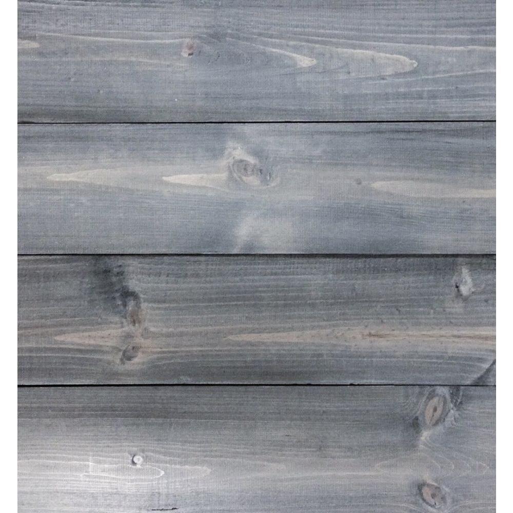 Timeline Wood 11 32 In X 5 5 In X 47 5 In Distressed Grey Wood Panels 6 Pack 00957 Grey