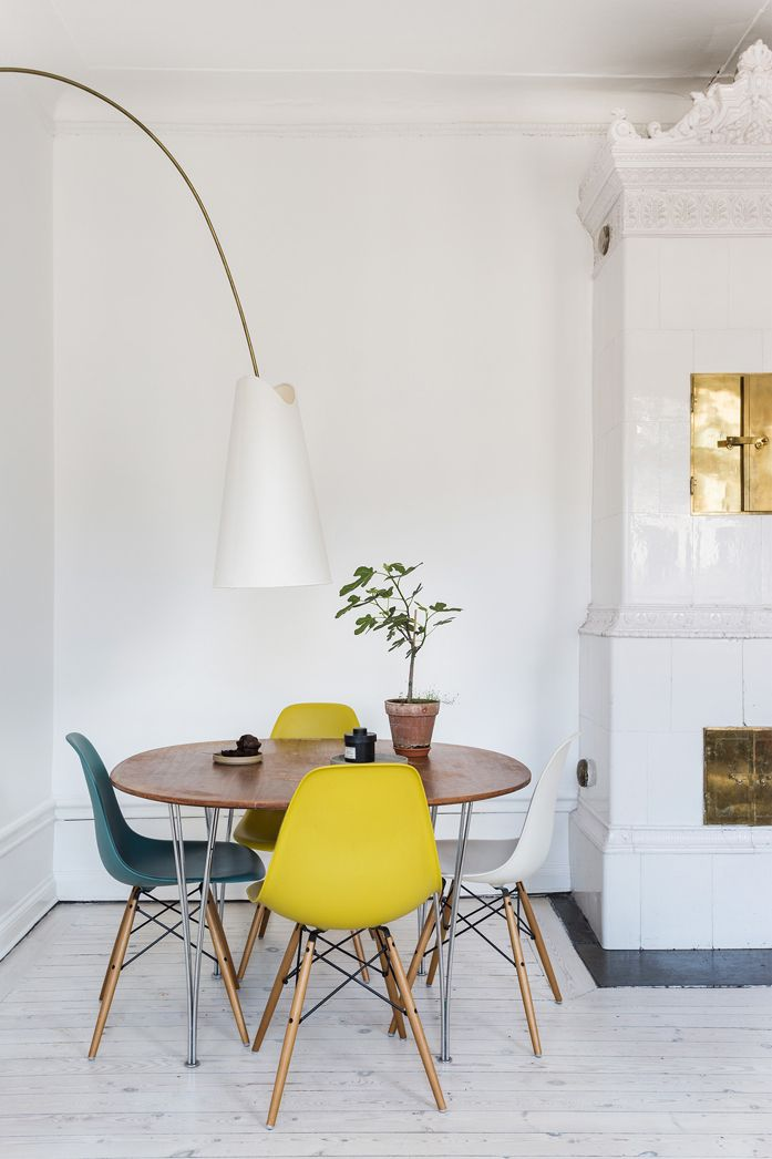 Pretty and Bright Apartment in Stockholm.