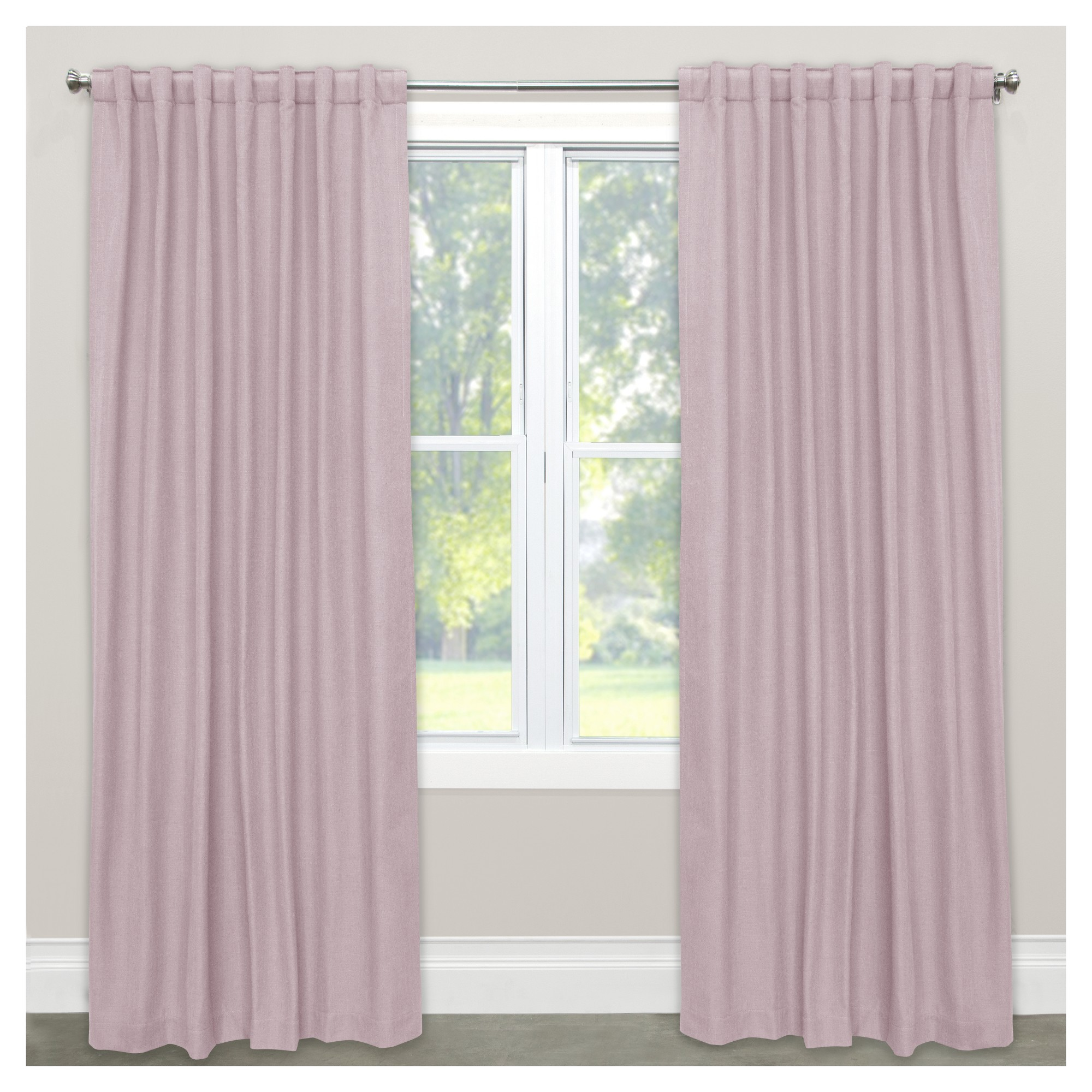 voile european curtain rhapsody semi curtains wide lined insulated thermavoile panel grommet sheer top linen blackout style