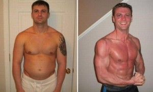 winstrol before and after | transformation | Muscle