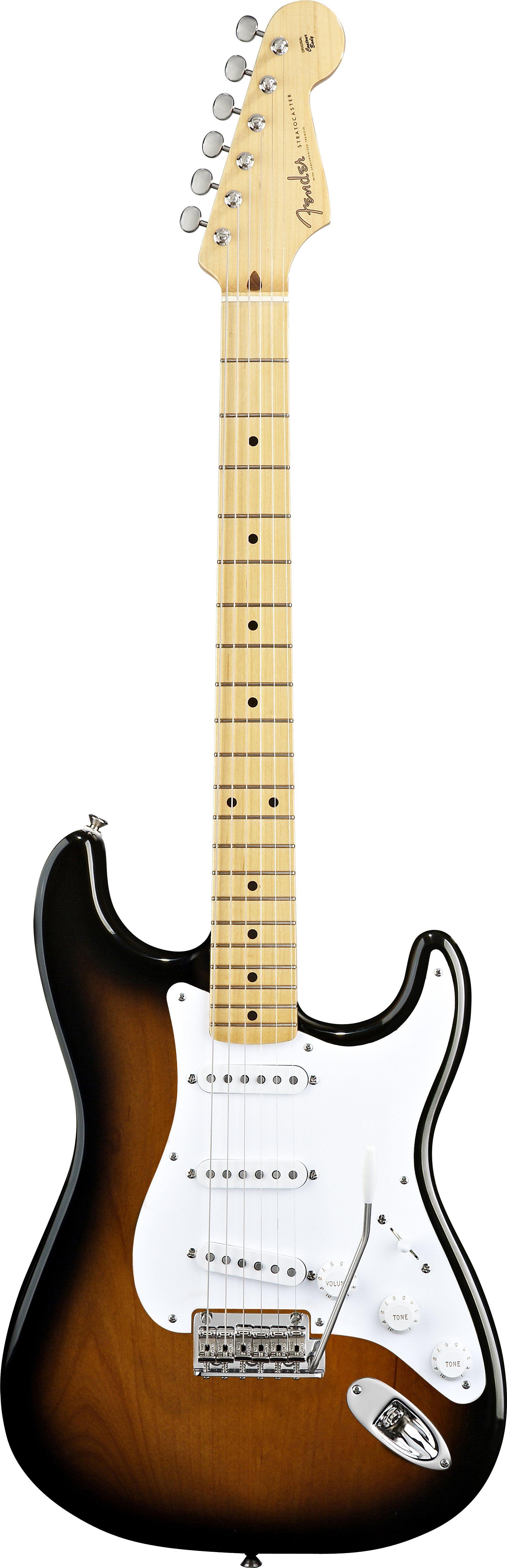 Fender Classic 50s Strat 2 Colour Sunburst  - Andertons Music Co.