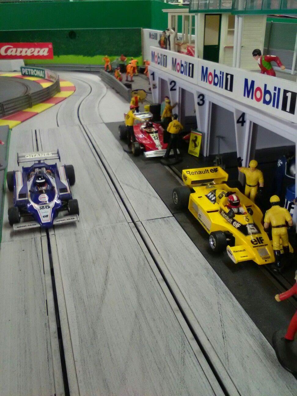Pit Lane Slot Cars Tyco Slot Cars Slot Car Racing