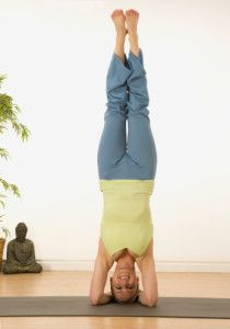 headstand yoga and blood pressure  yoga poses