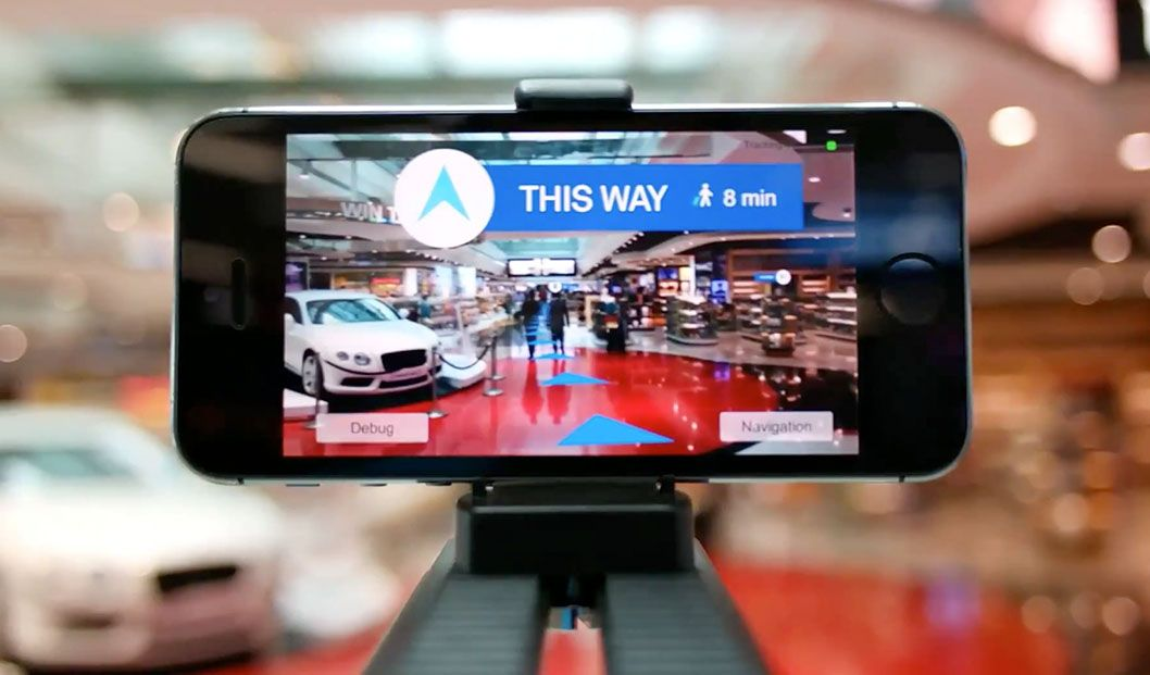 Insider Navigation Systems – Making Venues Interactive