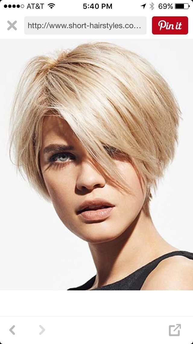 Pin By Laura Purdy On Hair Pinterest Short Hair Styles Hair And