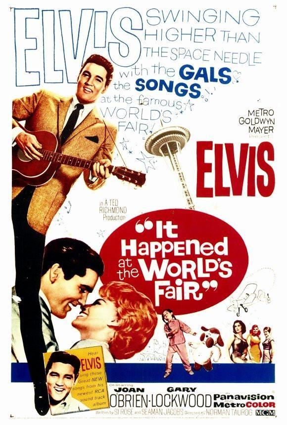Kid Galahad Elvis Presley musical movie poster print 3