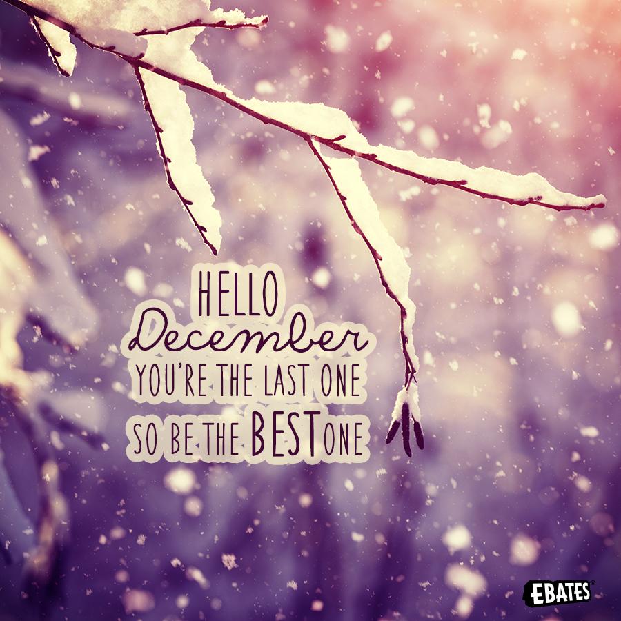 Hello December, make our wishes come true! | Winter ...Hello December Make My Wishes Come True