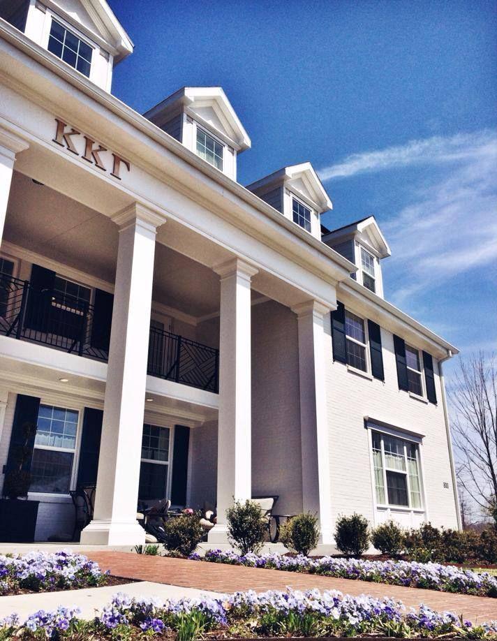 Our House Kappa Kappa Gamma At University Of Arkansas Sorority
