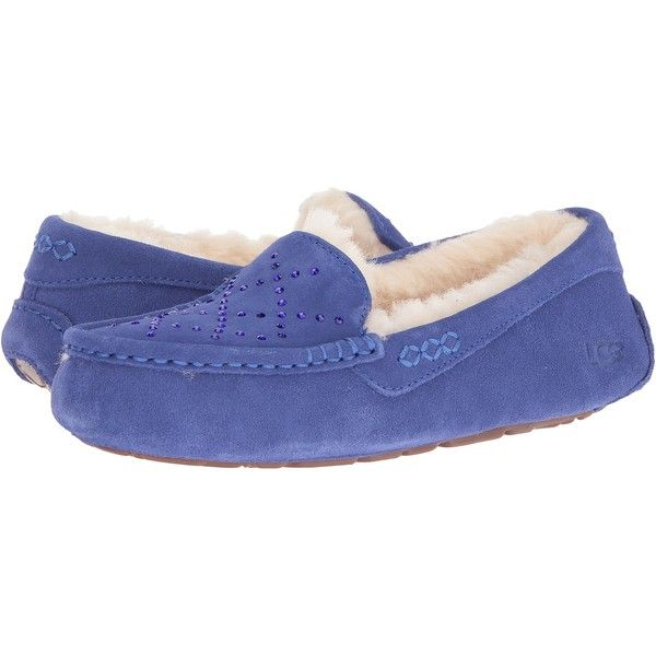 UGG Ansley Crystal Diamond Holiday Gift Box (Night Sky) Women's Slip.