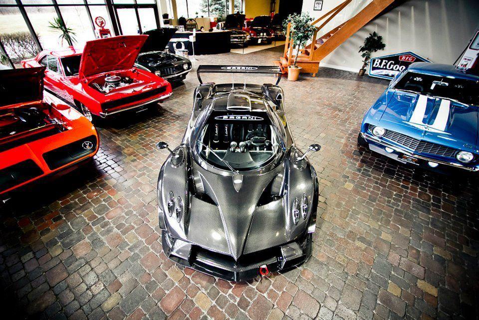 Awesome Car Collection Pagani Zonda R Pagani Pagani Zonda