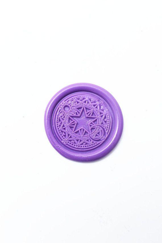 Sakura Wax Seal StampWax sealing kit