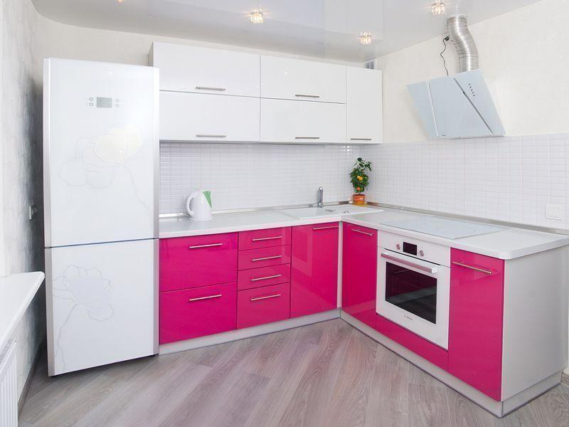 Küche Designs Interior Design Trends 2017: Rosa Küche #Treppe ...