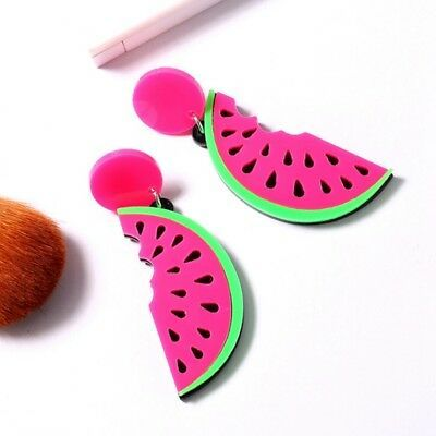 US-DEALS Adorable Fruit Lovely Chic Food Fruit Mix Punk Stud Earrings Woman Jewelry Gift: $1.45 End Date: Saturday Oct-26-2019…%#USDeals%