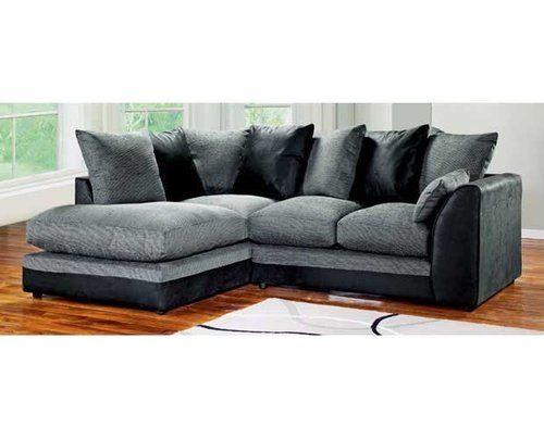 Snell Corner Sofa Metro Lane Upholstery Colour Black Black Corner Sofa