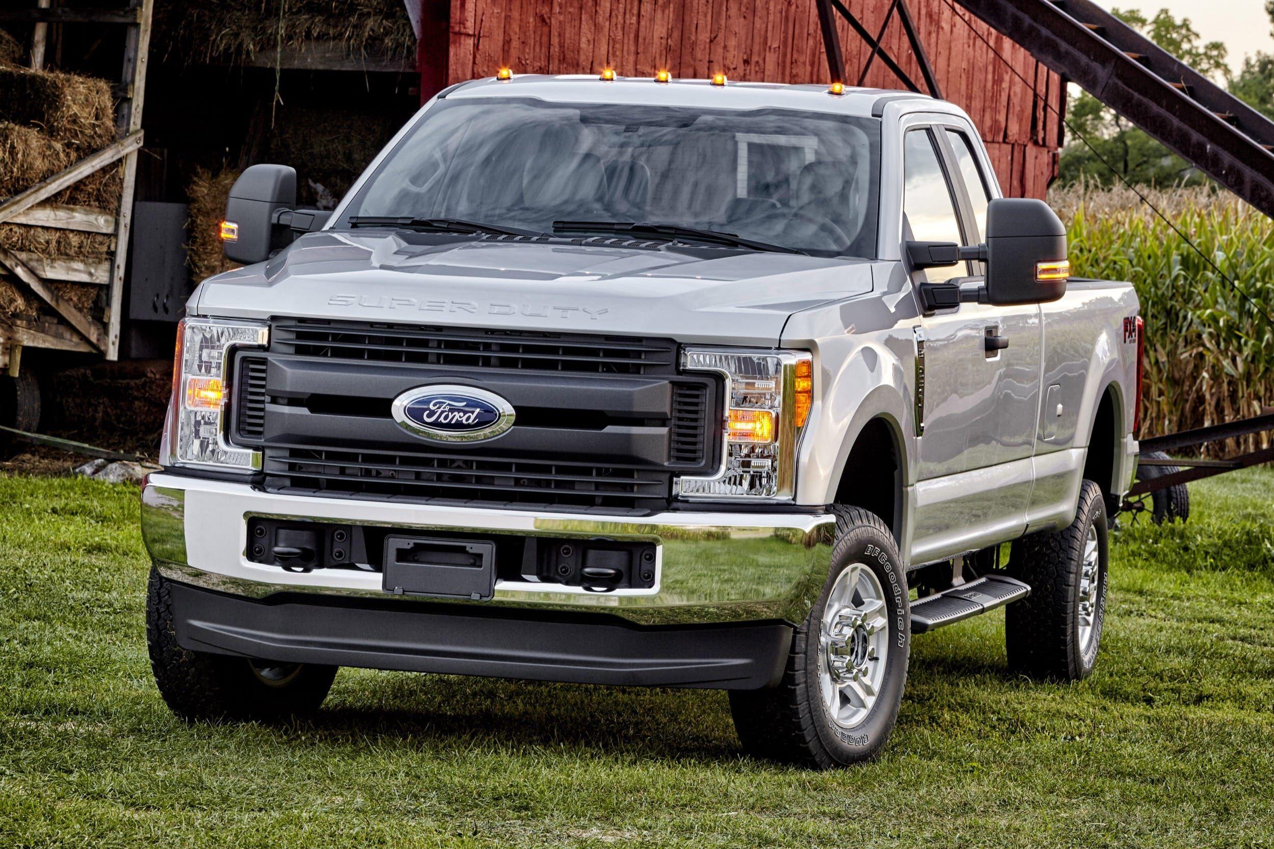 Ford f series super duty pickup cars truck 2017