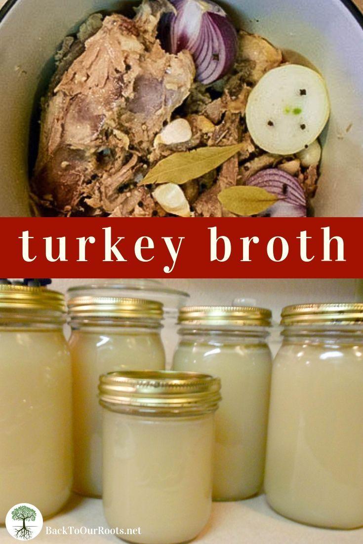 how do i make turkey stock