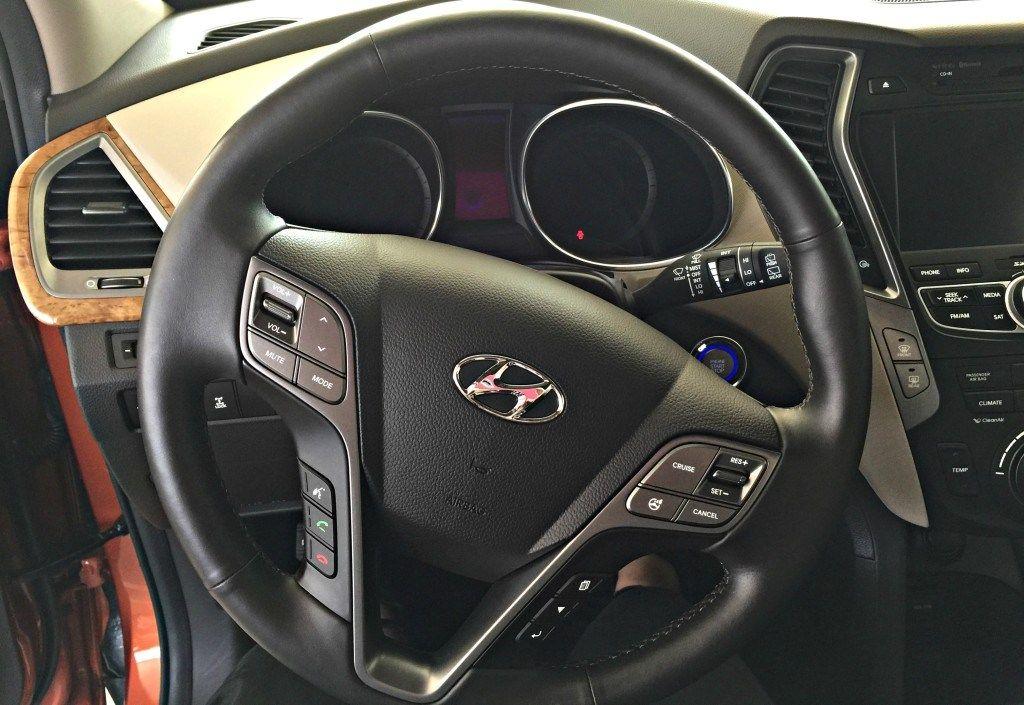 2015 Hyundai Santa Fe Sport AWD 2.0T Review Santa fe