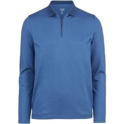 Photo of Olymp Level Five Casual Polo Sweater, body fit, smoky blue, xxl olympymp