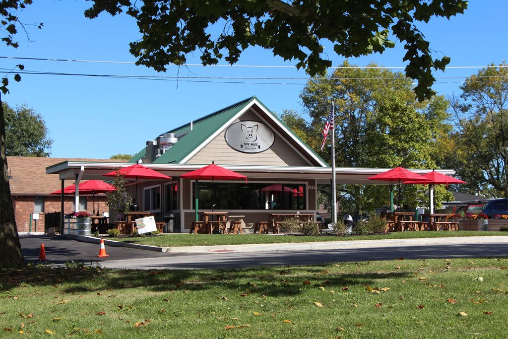 The Mug Restaurant In Greenfield