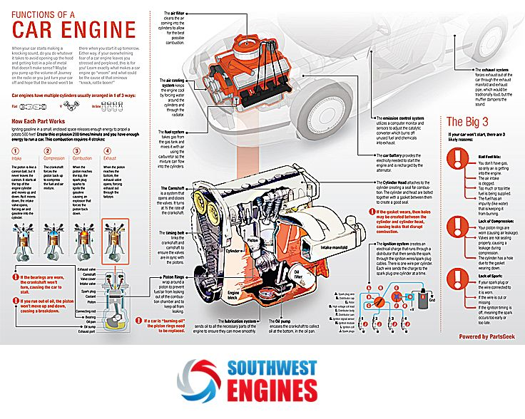Image for Chevy V8 Engine Diagram | Projects to Try | Pinterest ...