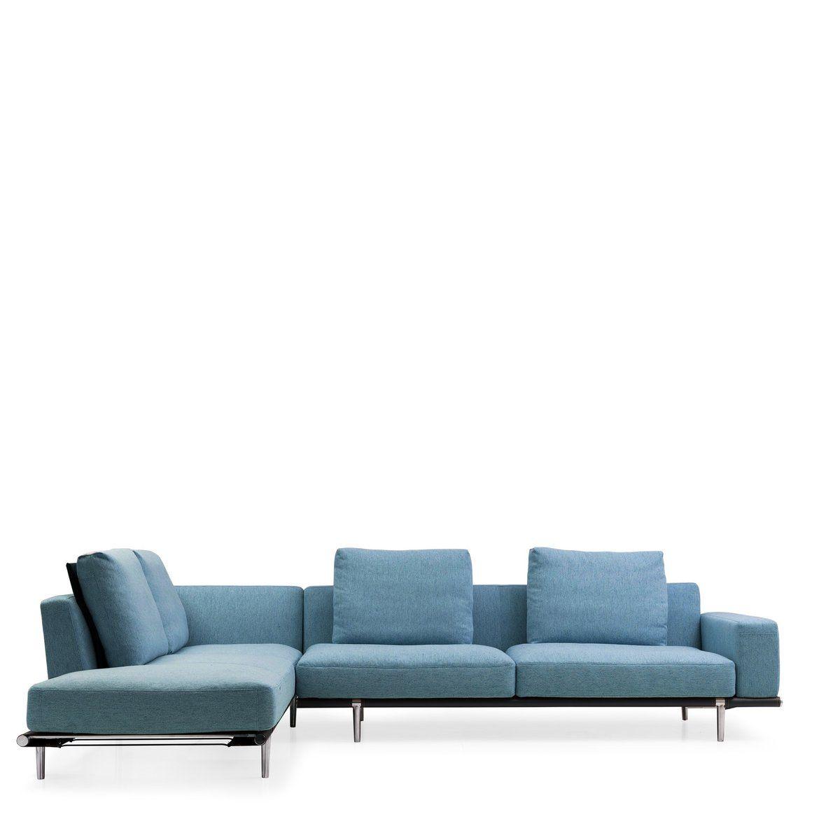 Chur L Shape Sofa Sf038 Light Blue In 2020 L Shaped Sofa Corner Sofa Set Sofa Set