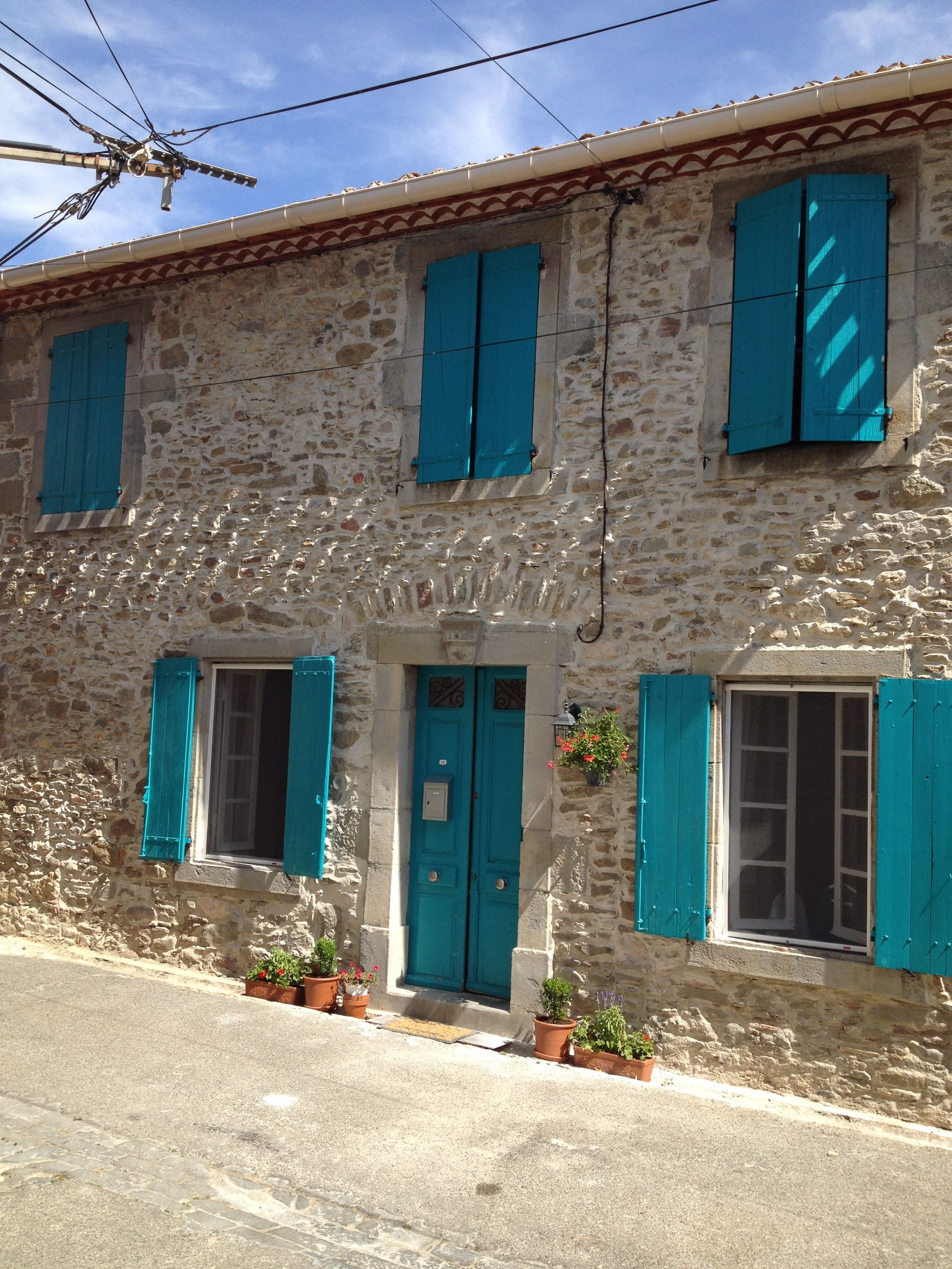 """""""Francais au Coeur"""", where you can experience life in the small wine-grower's village of Trausse"""
