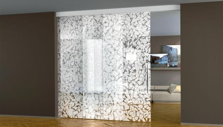 Schiebetüren modellieren Ideen und Tipps zur Auswahl Haus - schiebetüren für badezimmer