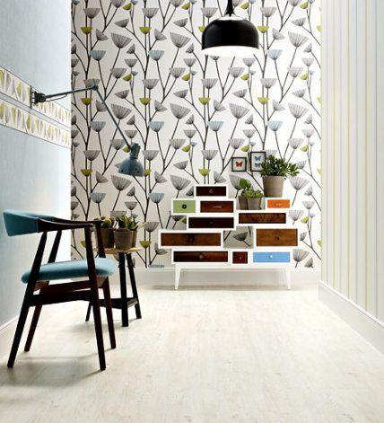SCHÖNER WOHNEN Tapeten Funky Journey LIVINGROOM Pinterest - schöner wohnen tapeten wohnzimmer