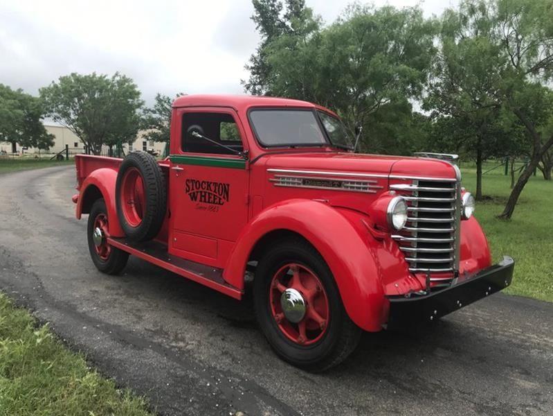 1945 Diamond T Pickup For Sale