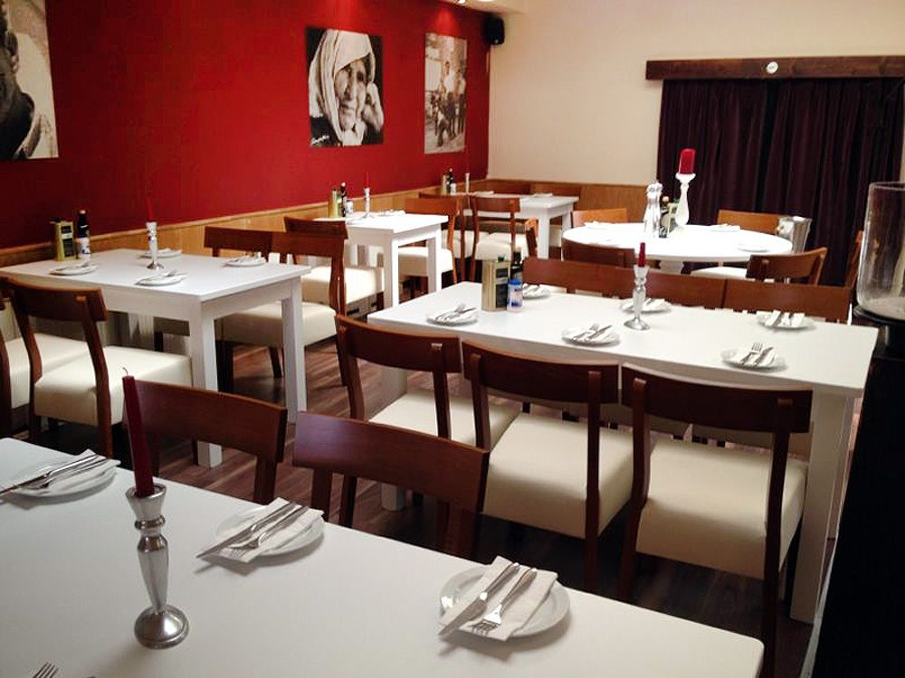 . Yamas Restaurant Bochum  Germany Project by Nostra Europa Gmbh
