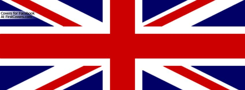 Union Jack Facebook cover